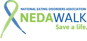 NEDA Walks Logo