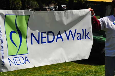 NEDA Walk Sign